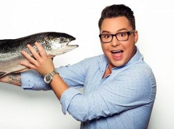 программа Кухня ТВ: Ужин на крючке 13 серия