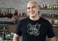 Ужин с Майклом Саймоном 5 серия Гениальная простота в 18:05 на канале
