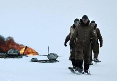 кадр из фильма В белом плену