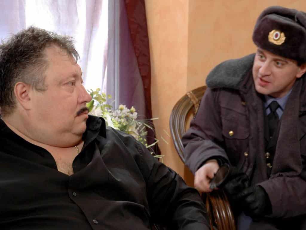 программа Русский роман: В погоне за счастьем 1 серия