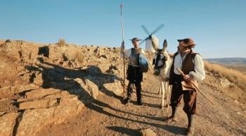 программа Первый канал: В поисках Дон Кихота