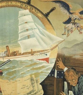программа Наше любимое: В поисках капитана Гранта С Жюлем Верном вокруг света