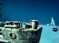 программа ОТР: В поисках затонувших кораблей Странный корабль из Капо Сагро