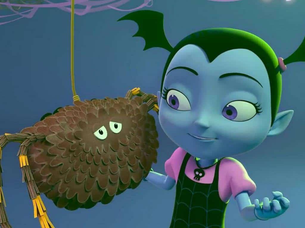 программа Канал Disney: Вампирина