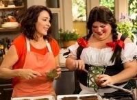 программа Food Network: Вечеринки с Патрицией Хитон 4 серия Лакомства для болельщиков