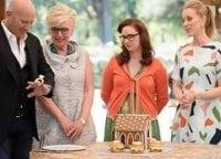Великий пекарь Австралии 8 серия в 18:20 на канале