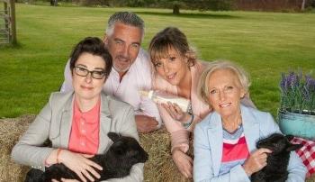 программа Кухня ТВ: Великий пекарь Британии 9 серия