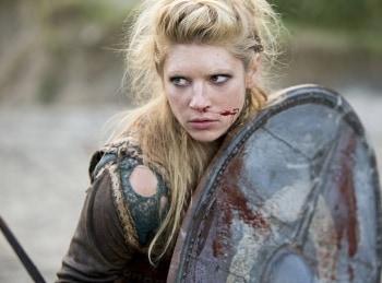 Викинги-Убить-королеву