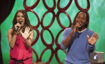 программа Nickelodeon: Виктория победительница Дидли Бопс