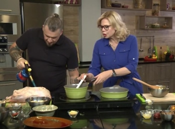 программа Кухня ТВ: Вкус праздника 9 серия
