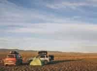 Внедорожное прохождение Монголии 3 серия в 12:20 на канале