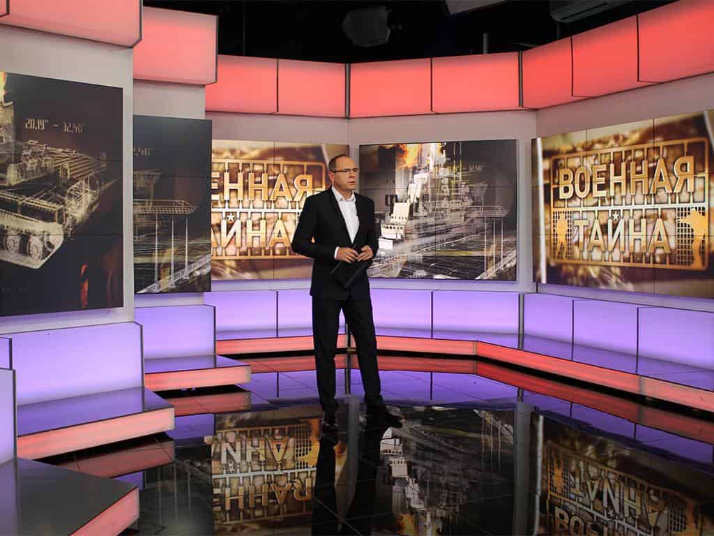 Военная тайна с Игорем Прокопенко 909 серия в 00:05 на канале