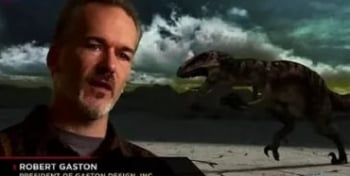программа History2: Войны Юрского периода Последний бой Ютараптора