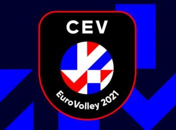 программа Матч Игра: Волейбол Чемпионат Европы Мужчины Обзор