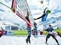 программа Матч Игра: Волейбол на снегу Евротур Женщины Матч за 3 е место Трансляция из Москвы