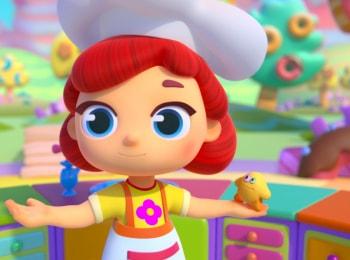 программа Мульт: Волшебная кухня Сдобные булочки