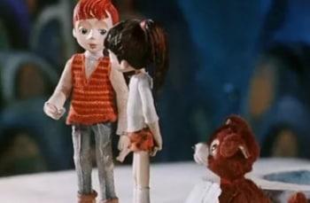 Волшебник Изумрудного города Элли встречается с друзьями в 09:58 на Советские мультфильмы