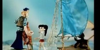 Волшебник Изумрудного города Корабль старого моряка в 05:28 на Советские мультфильмы