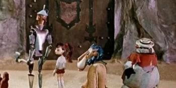 программа Советские мультфильмы: Волшебник Изумрудного города Королевство Бастинды