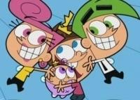 программа Nickelodeon: Волшебные покровители Нашествие пап