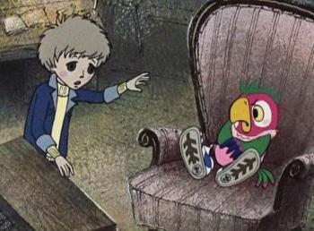 программа Детский мир: Возвращение блудного попугая Часть 3