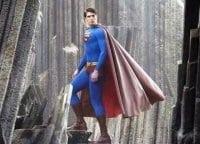 Возвращение супермена в 23:10 на канале