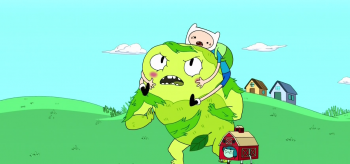 программа Cartoon Network: Время приключений Заклятый враг