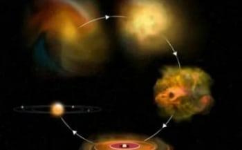 программа History2: Вселенная Как образовалась Солнечная система