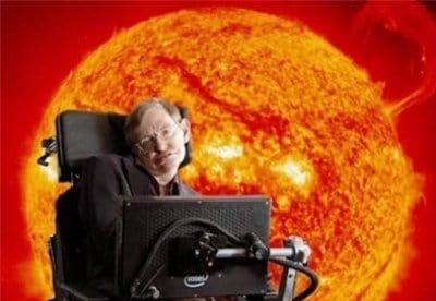 кадр из фильма Вселенная Стивена Хокинга