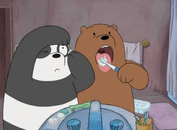Вся правда о медведях 11 серия в 15:45 на Cartoon Network