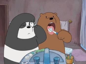Вся правда о медведях Рождество в 11:45 на канале