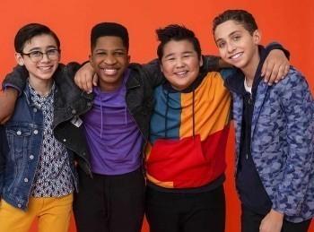 программа Nickelodeon: Всякая всячина 10 серия