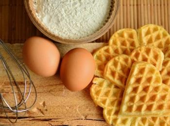 программа ЕДА: Выпечка для чайников Миндальный хлеб и яблочный пирог