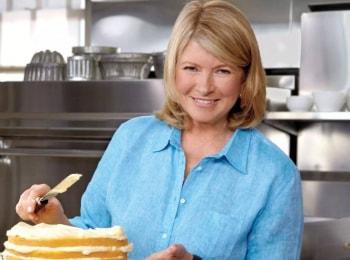 программа Кухня ТВ: Выпечка Марты Стюарт 5 серия