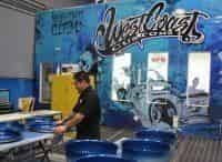 программа DTX: Взгляд изнутри: West Coast Customs 4 серия