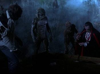 программа Шокирующее: Взвод чудовищ