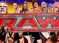 WWE RAW 307 серия в 11:10 на канале