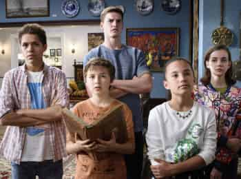 программа Nickelodeon: Хантер стрит 2 серия
