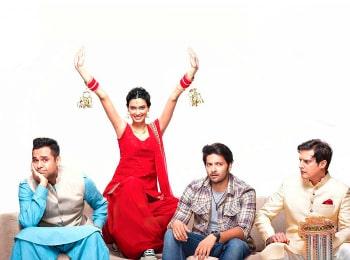 программа Bollywood: Хаппи убежит