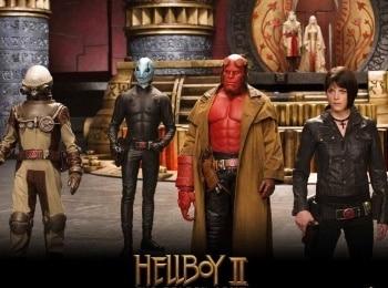 Хеллбой 2: Золотая армия в 22:30 на канале