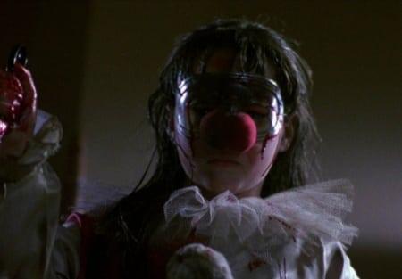 кадр из фильма Хэллоуин 4: Возвращение Майкла Майерса
