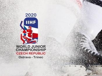 программа Матч Игра: Хоккей Чемпионат мира среди молодежных команд Финал Трансляция из Чехии