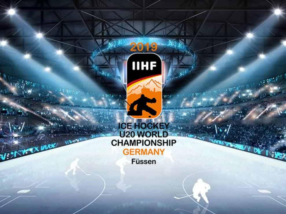 Хоккей Чемпионат мира среди молодёжных команд 1/4 финала Трансляция из Чехии Прямая трансляция в 14:30 на канале