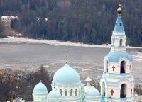 Хроника Валаамского монастыря в 14:30 на канале