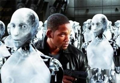 Я, Робот - фильм, кадры, актеры, видео, трейлер - Yaom.ru кадр