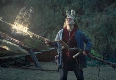кадр из фильма Я сражаюсь с великанами