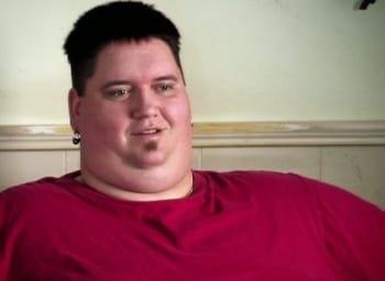 программа TLC: Я вешу 300 кг История Тедерика