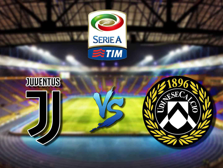 Ювентус — Уденезе Серия А Сезон 19/20 в 11:00 на канале