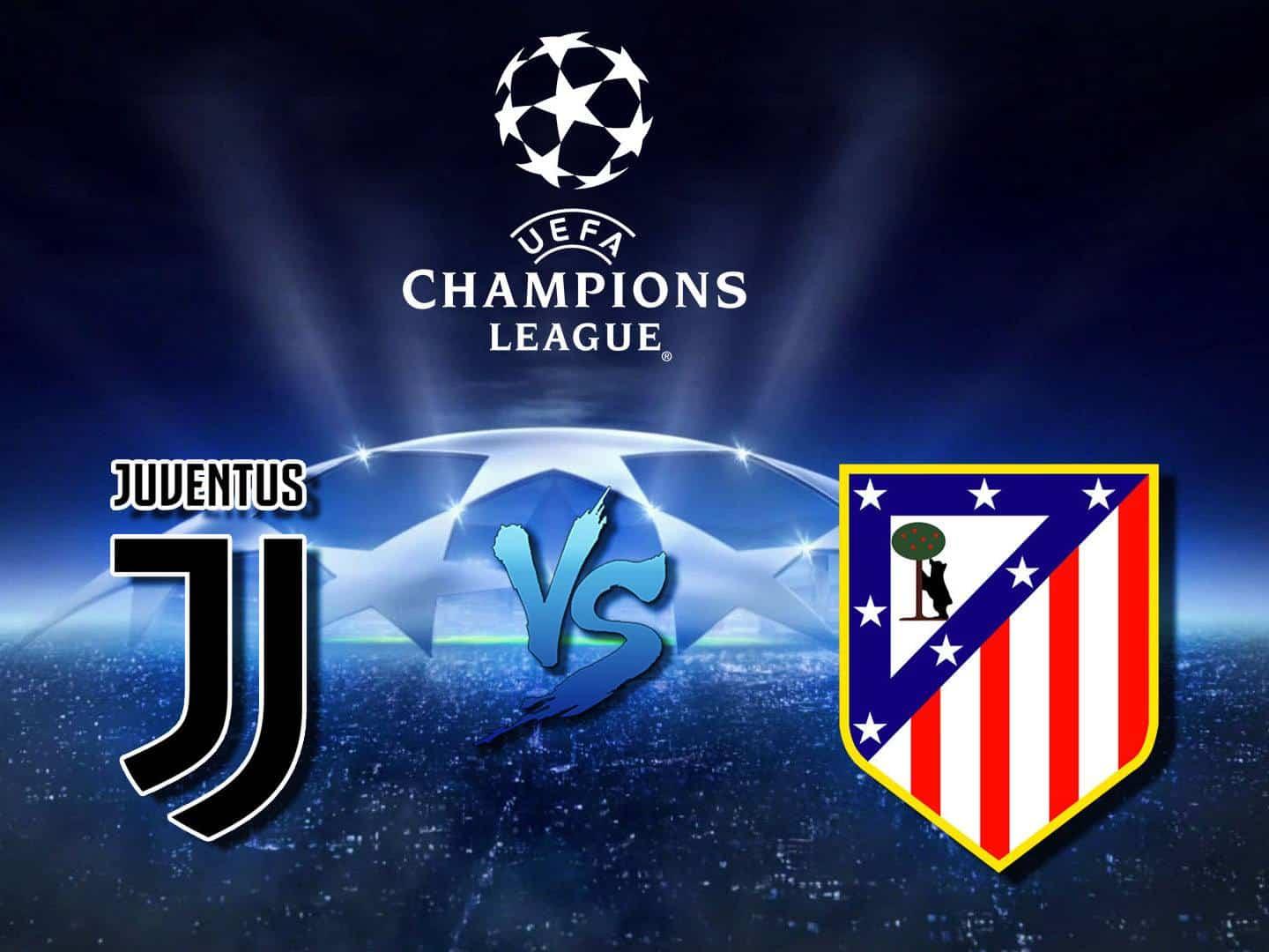 Ювентус Атлетико Мадрид Лига Чемпионов Сезон 19/20 в 11:00 на канале