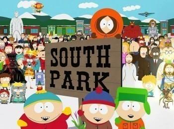 Южный парк Внушительные буфера в 23:05 на Paramount Comedy Russia